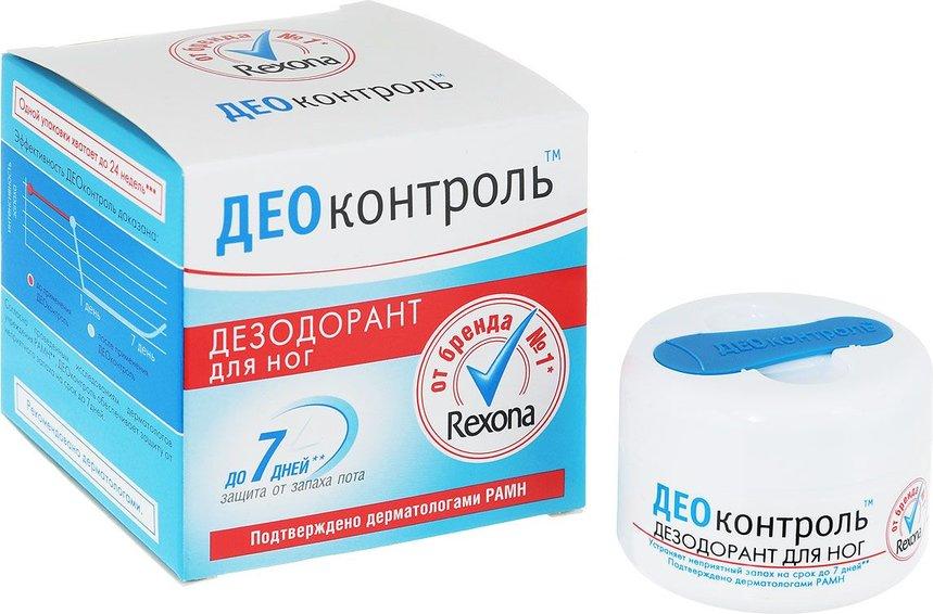 Крем-дезодорант Део-Контроль