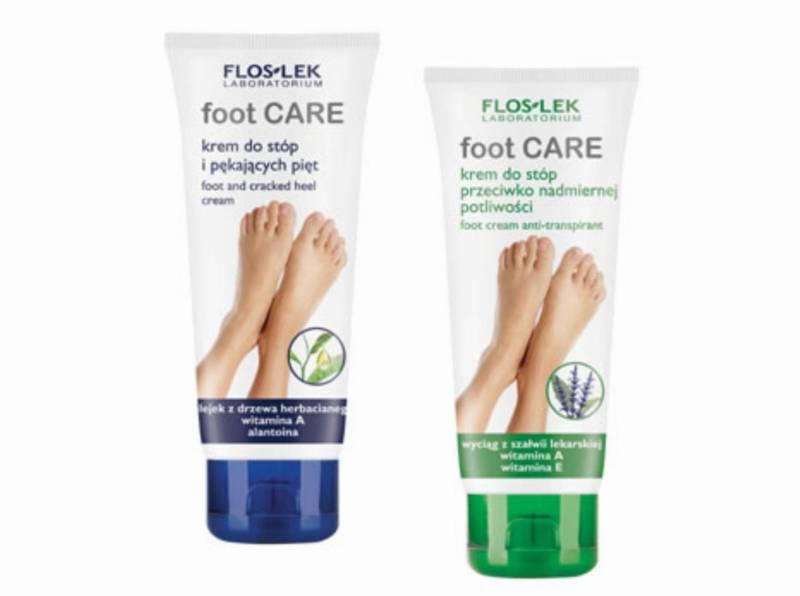 Крем Floslek Foot Care
